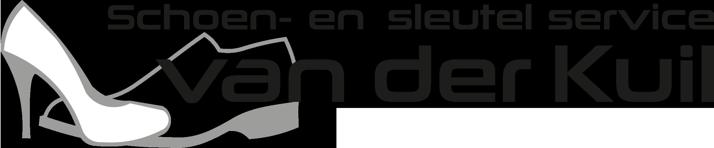 van der kuil logo schoen en sleutel